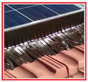 BUDDYSUN™ - EXCLUSIVE BIRD BARRIERS FOR PHOTOVOLTAIC PANELS
